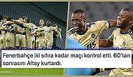 Maç Fazlasıyla Lider! Fenerbahçe, Ecel Terleri Döktüğü Maçta Fatih Karagümrük'ü Yenmeyi Başardı
