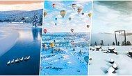 Kar En Çok Buralara Yakışıyor! Kışın Tüm Güzelliğini Gözlerinizin Önüne Serecek 13 Destinasyon