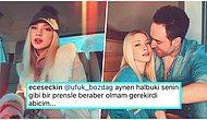Ece Seçkin Nişanlısı ile Fotoğrafına Yorum Yapan Ayarsız Takipçisine Kapak Gibi Bir Cevap Verdi!