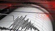 Afyonkarahisar'da Korkutan Deprem! Son Dakika Afyonkarahisar Dinar'da 4.0 Büyüklüğünde Deprem...