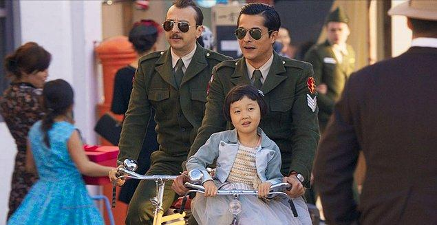 Güney Kore - Türkiye ortak yapımı bir film: Ayla