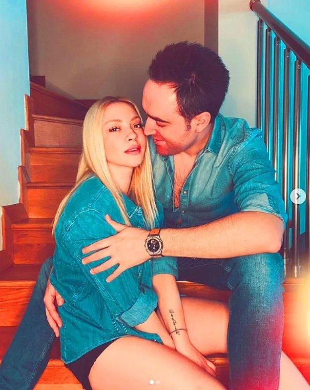 6. Ece Seçkin, nişanlısı Çağrı Terlemez ile fotoğrafına ayarsız bir yorum yapan takipçisine ağzının payını verdi!