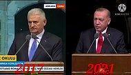 Erdoğan'ın 'Bizim Yunus' Yılı Açılışındaki Konuşması ile 4 Yıl Önceki Binali Yıldırım Konuşması Aynı İddiası