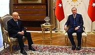 Erdoğan ve Bahçeli Anlaştı: Anayasa İçin Bilim Kurulu Oluşturuluyor