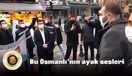 2. Abdülhamid'in Torunu 'Şehzade' İlan Edilip Törenle Karşılandı: 'Yolun Yolumuzdur Şehzadem'