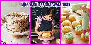 Mutfağında Bir Pastacı Olup Harika Tatlılar Yapmak İsteyenlere Yardımcı Olacak 14 Ürün