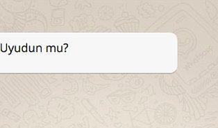 WhatsApp'tan Ex Aşkının Sana Yazacağı Mesajı Söylüyoruz!