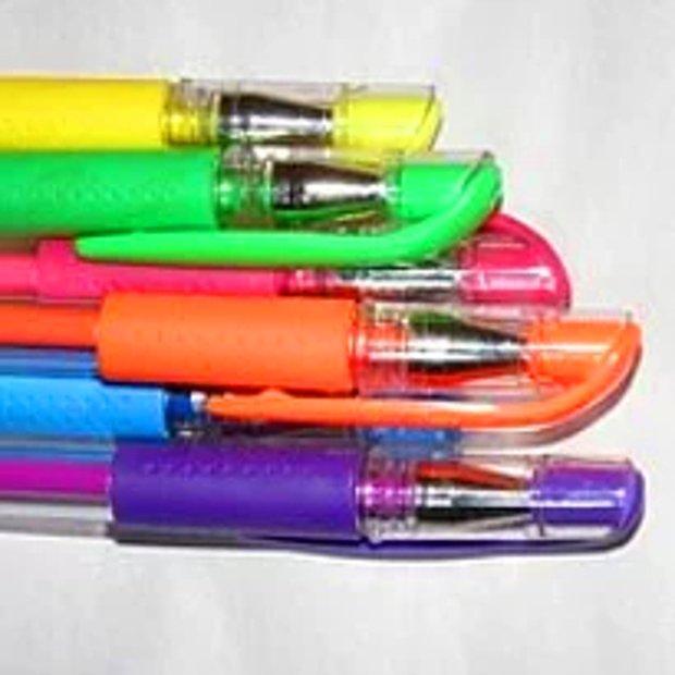 Renkli kalem