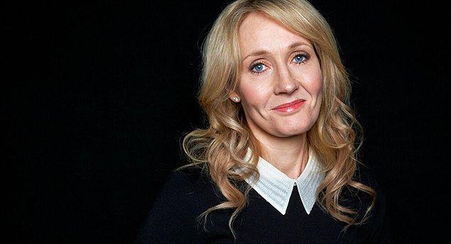 J.K. Rowling!
