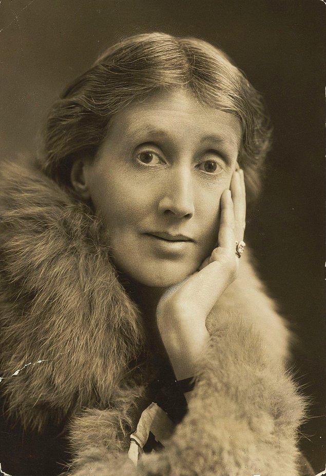 Virginia Woolf!