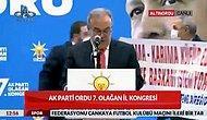 AKP Kongresinde Pankart Şoku: 'Anama Küfür Eden Başkan İstemiyorum'