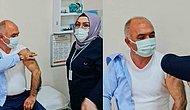 Sırasını Beklemedi! AKP'li Belediye Başkanı 52 Yaşında Aşı Oldu