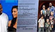 Gözde Çiftin 7 Yıllık Evliliği Sona Eriyor: Kim Kardashian Eşi Kanye West'ten Boşanmak İçin Dava Açtı!