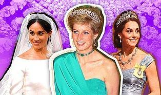 Sen Dünyaca Ünlü Hangi Prensessin?