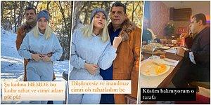 Evlilik Yıl Dönümü Hediyesi Almadığı İçin Kocasına Trip Atan Yeliz Yeşilmen'in Paylaşımları Kafaları Yaktı