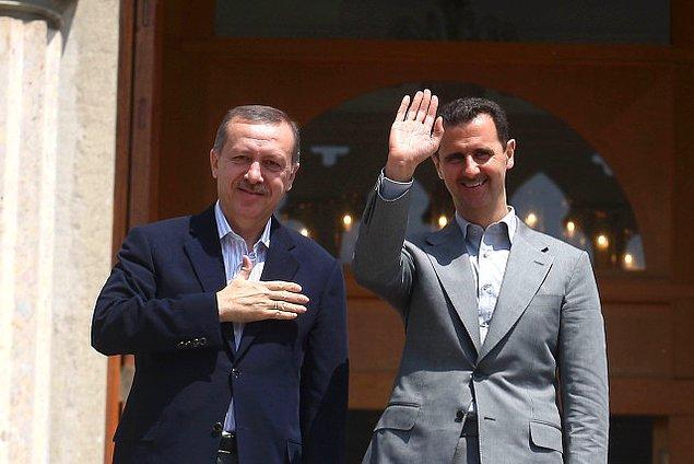 """""""Kardeşim Esat'tan Esed'e dönmeseydi..."""""""