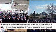 Muhammed Emin Saraç'ın Cenaze Töreninde Sosyal Mesafe Kurallarının Hiçe Sayılması Tepkilerin Odağında