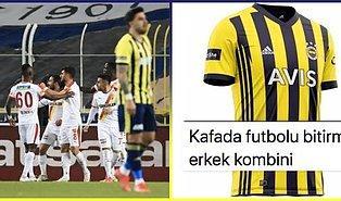 Göztepe'nin İstanbul Baskını! Yokları Oynayan Fenerbahçe Zirve Yarışında Büyük Yara Aldı