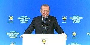 Erdoğan: 'Kendi İçindeki Taciz, Tecavüz Dalgasıyla Hesaplaşmayı Reddeden Bir Zihniyettir Bizim Zihniyetimiz'