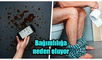 Bu İçeriği Okuduktan Sonra Bir Daha Asla Telefonunuzla Tuvalete Girmeyeceksiniz!