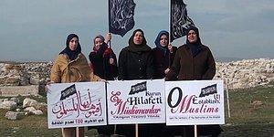 'Hilafet Yeniden Kurulsun' Videosu Çekmişlerdi: Afyon'da 4 Kadın Gözaltına Alındı