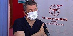 Öğretmenlere Aşılama Başladı: Milli Eğitim Bakanı Selçuk Aşı Yaptırdı