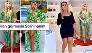 Güzellik Merkezine 34 Beden Balmumu Heykelini Yaptıran Selin Ciğerci'ye Komik Tepkiler Gecikmedi