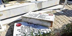 Adana'da Mezarlığı Tahrip Ettiği İddiasıyla 5 Kişi Gözaltında