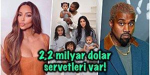 Kardashian West Boşanmasında İşler Karıştı! Kanye'nin Kim'in Mücevherlerini Satmaya Çalıştığı İddia Ediliyor