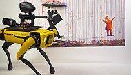 Bir Sonraki Adım Ne? Boston Dynamics'in Dans Eden Köpek Robotu Silahlandırıldı