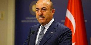 """Çavuşoğlu'ndan """"Ermenistan"""" Açıklaması: 'Darbelere Karşıyız, Şiddetle Kınıyoruz'"""