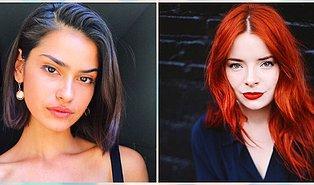 Sana En İyi Gelecek Saç Modeli ve Rengini Söylüyoruz!