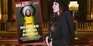 Neslihan Atagül, Amerikan Dergisine Kapak Oldu, Akıcı Bir Şekilde İspanyolca Konuştuğu Anlar İse Gündem Oldu