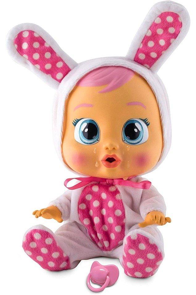 15. Cry Babies bebekleri o kadar tatlı ki... O kocaman gözleri yok mu!