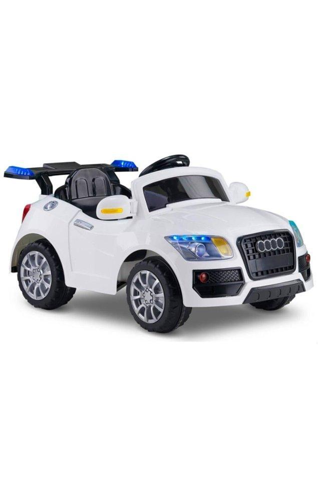 3. Akülü araba sevmeyen çocuk? Yok öyle bir çocuk :)