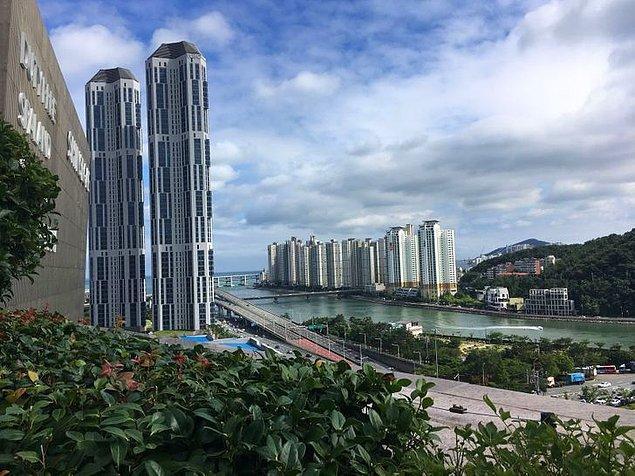 17. Busan, Güney Kore.