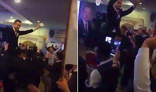 Ne Maske, Ne Mesafe... AKP Gençlik Kollarından Kongrede Davullu Zurnalı Eğlence!