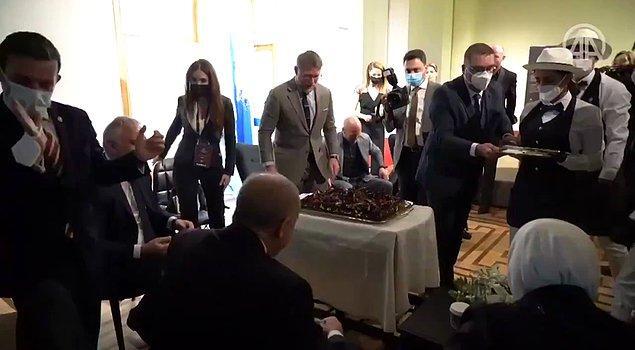 Hollywood Yıldızları Jason Statham ve Guy Ritchie, Cumhurbaşkanı Recep  Tayyip Erdoğan'ın Doğum Gününü Kutladı - onedio.com