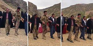 Çukurca'da Aşiret Düğününde İnsanlarla Birlikte Halay Çeken Jandarma Özel Harekat'ın Viral Olan Görüntüleri