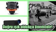 Profesyonel Makineden Çıkmış Gibi Fotoğraflar Çekmenizi Sağlayacak Akıllı Telefon Kamera Lensleri