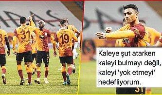 Aslan'ın Mostafa Mohamed'i Var! BB Erzurumspor'u Deviren Cimbom Liderliğini Sürdürdü