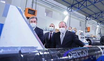 Bakan Varank: 'Türkiye'yi Uzay Ligine Taşıyacağız'