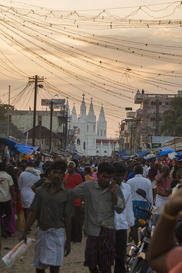 4. Hindistan'daki sesler: