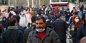 Koronavirüs Türkiye: 8 Bin 424 Yeni Vaka, 66 Ölüm...