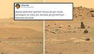 NASA'nın Mars'tan Yayınladığı Yeni Yüksek Çözünürlüklü Fotoğraflar Mizahşörlerin Diline Dolandı
