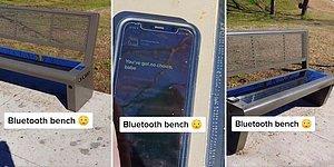 Bluetoothla Bağlanıp Müzik Dinleyebildiğiniz, Güneş Enerjisi ile Elektrik Depolayıp Telefon Şarj Edebilen Bank