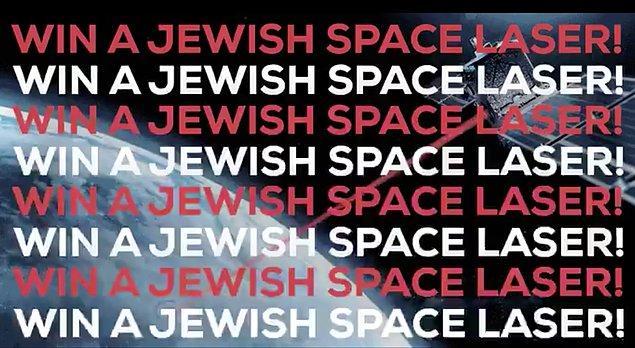 """11. """"Büyük orman yangınlarına Yahudilerin uzaydan gönderdiği lazer ışını sebep oluyor."""""""
