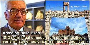 4.000 Yıllık Tarihi ve Büyüleyici Mimarisinin IŞİD'in Zalim Ellerinde Parçalandığı Antik Şehir Palmira
