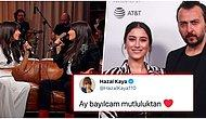 Eşi Hazal Kaya'nın Şarkı Söylediği Anları Paylaşarak Çok Yetenekli Olduğunu Söyleyen Ali Atay'a Dibimiz Düştü!