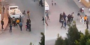 Antalya'da 3 Kadının Kavgası, Mahalle Kavgasına Dönüştü!